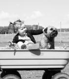 Šuo ir vaikas: ką rodo tyrimai?