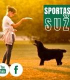 """Naujas švietimo projektas """"Sportas su šunimi: sužinok!"""""""