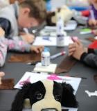 Jaunųjų kinologų studija kviečia vaikus