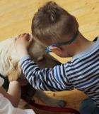 Šunys – SOS vaikų kaimo mažiesiems