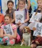 Švietimas šunų parodoje: taip ar ne?
